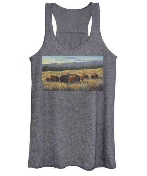 Bison Bliss Women's Tank Top