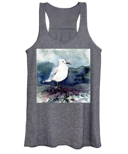 Black-billed Gull Women's Tank Top