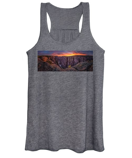 Black Canyon Of The Gunnison Women's Tank Top