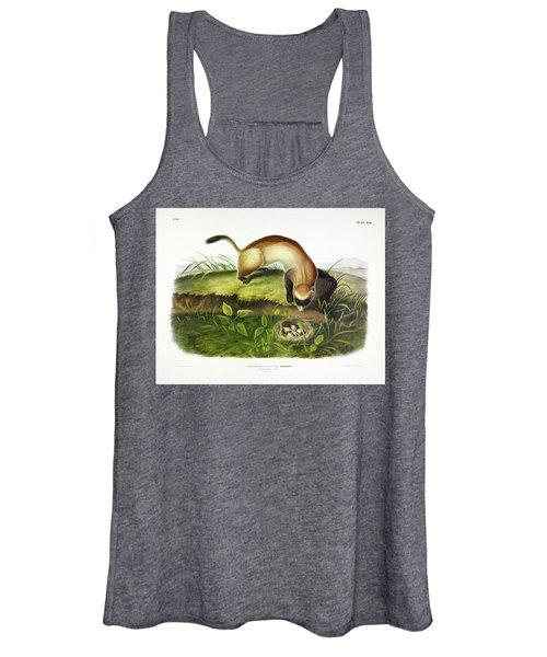 Black-footed Ferret Women's Tank Top