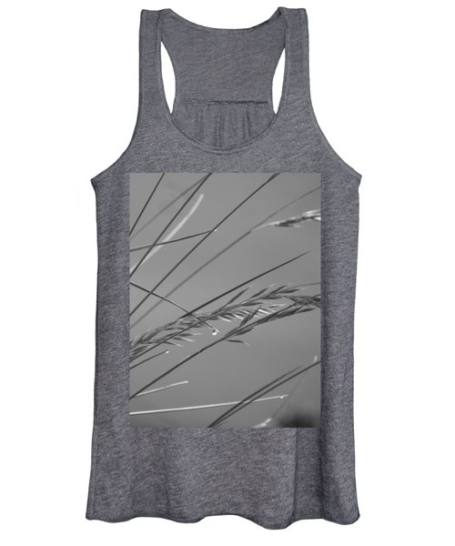 Blades Of Gray Women's Tank Top