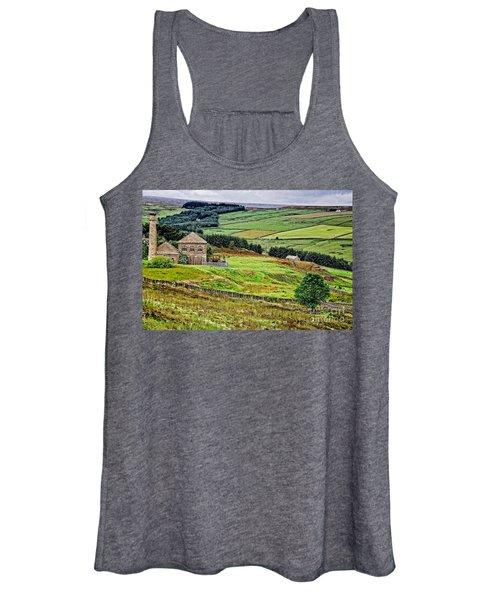 Blanchland Moor Pumphouse Women's Tank Top