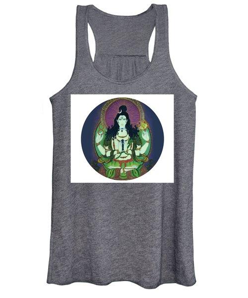 Blessing Shiva Women's Tank Top