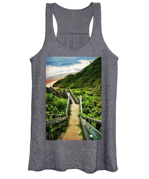 Block Island Women's Tank Top