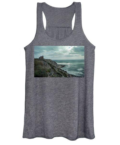 Block Island South East Lighthouse Women's Tank Top