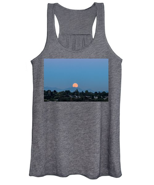 Blue Moon.2 Women's Tank Top
