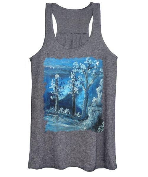 Blue Nature Women's Tank Top