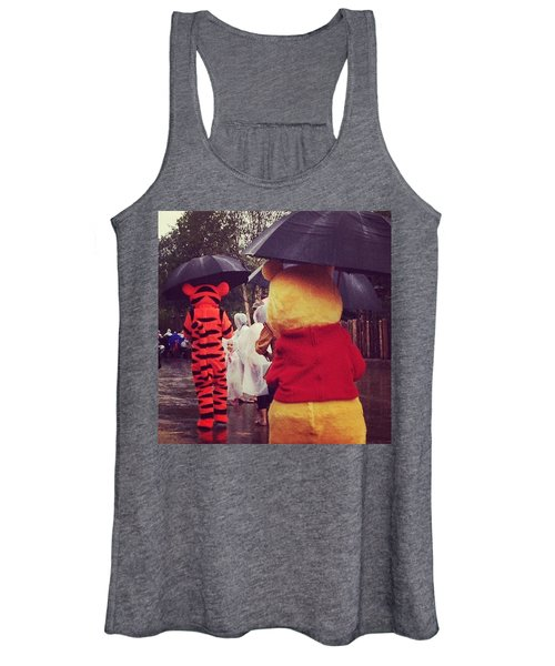 A Very Blustery Day Women's Tank Top