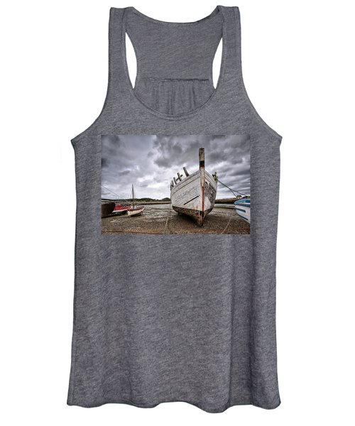 Boats By The Sea Women's Tank Top