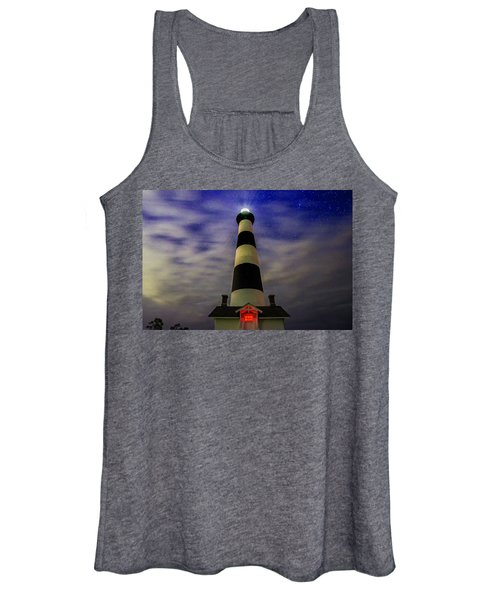 Women's Tank Top featuring the photograph Bodie Light by Pete Federico
