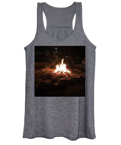 Bonfire Women's Tank Top