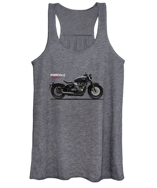Bonneville Bobber Women's Tank Top