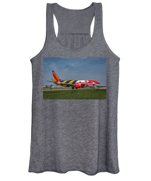 Boeing 737 Maryland Women's Tank Top