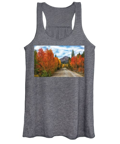 Boreas Mountain Women's Tank Top