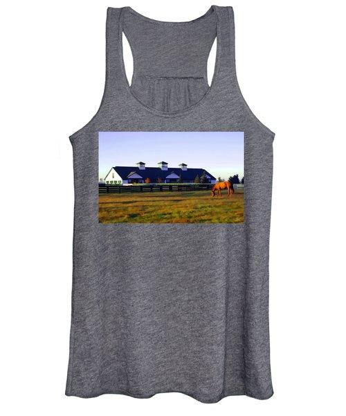 Boulevard Barn Women's Tank Top