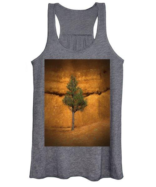 Box Canyon Pine Women's Tank Top