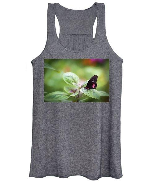 Brave Butterfly  Women's Tank Top