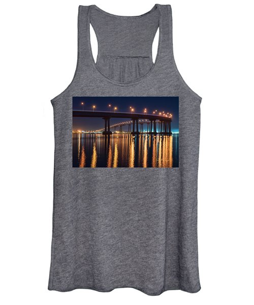 Bridge Bedazzled Women's Tank Top