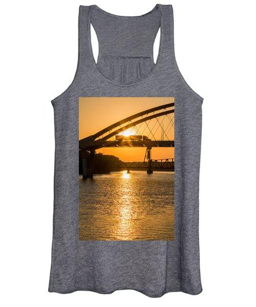 Bridge Sunrise #2 Women's Tank Top