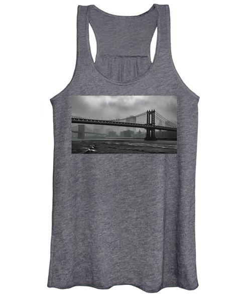 Bridges In The Storm Women's Tank Top