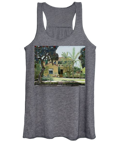Bright And Sunny Women's Tank Top