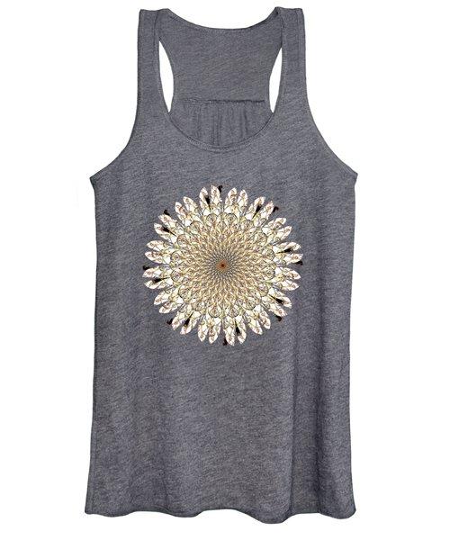 Bright Flower Women's Tank Top