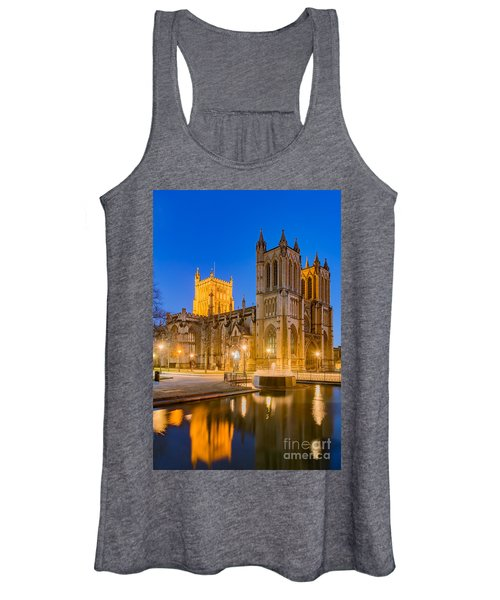 Bristol Cathedral Women's Tank Top
