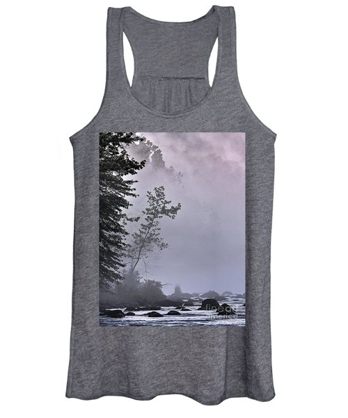 Brooding River Women's Tank Top