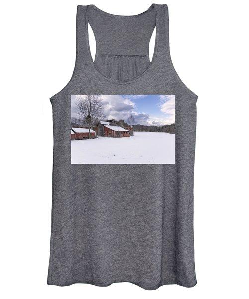 Brookline Winter Women's Tank Top
