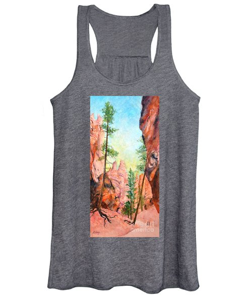 Bryce Canyon #2 Women's Tank Top