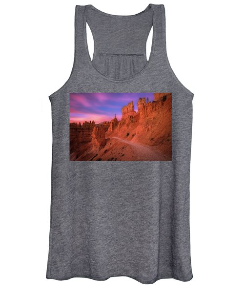 Bryce Trails Women's Tank Top