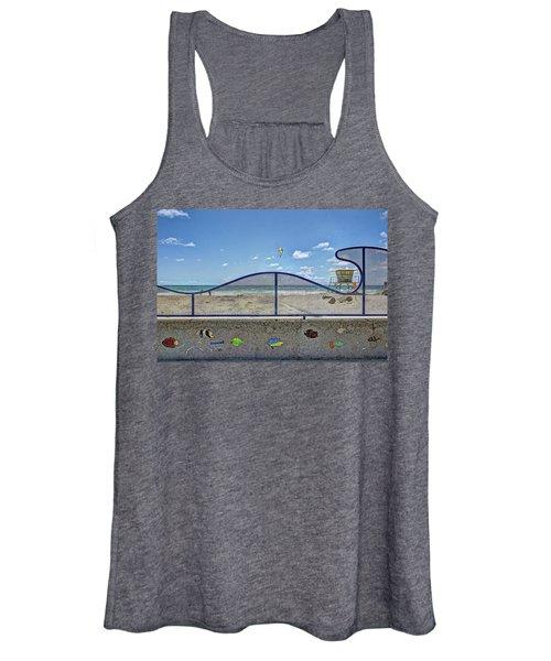Buccaneer Beach Women's Tank Top