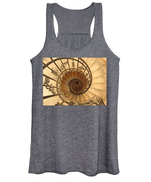 Budapest Staircase Women's Tank Top