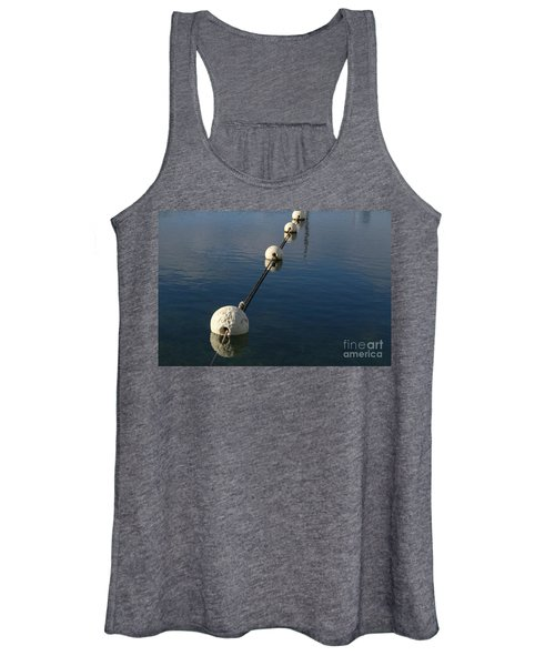 Buoys In Aligtnment Women's Tank Top