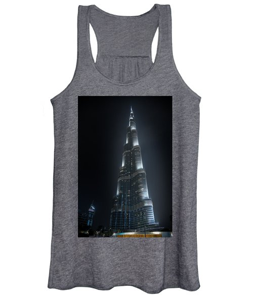Burj Khalifa Women's Tank Top
