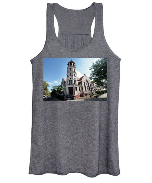 Bushwick Avenue Central Methodist Episcopal Church Women's Tank Top