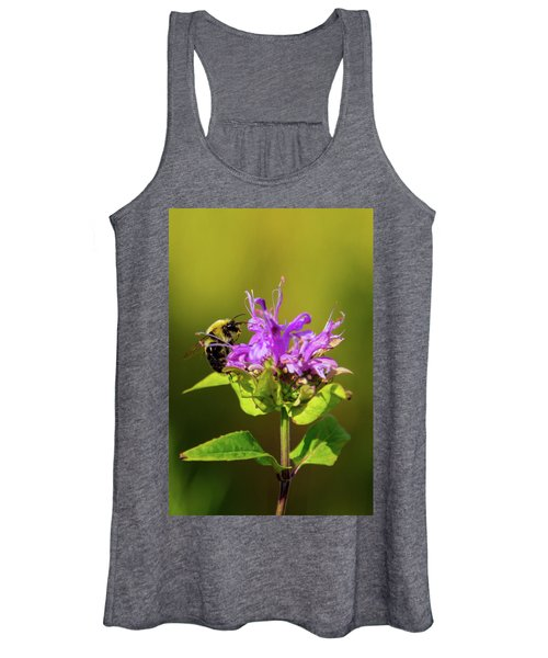 Busy As A Bee Women's Tank Top