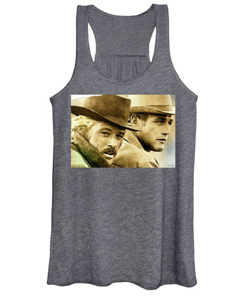 Butch Cassidy And The Sundance Kid     Women's Tank Top