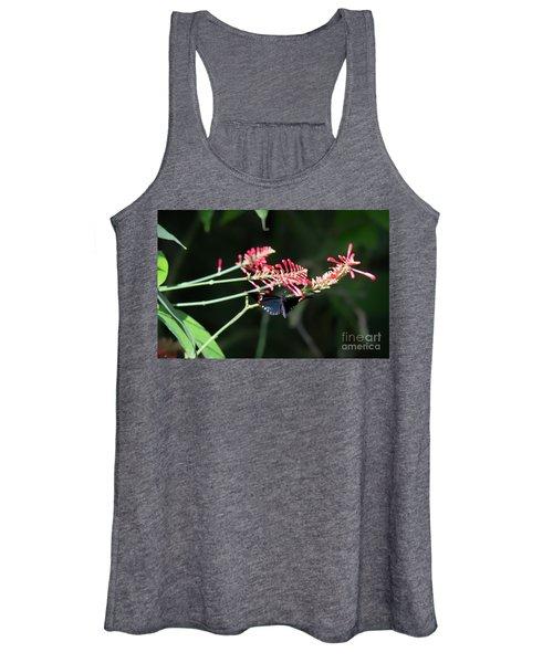 Butterfly In Flight Women's Tank Top