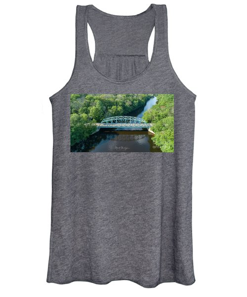 Butts Bridge Summertime Women's Tank Top