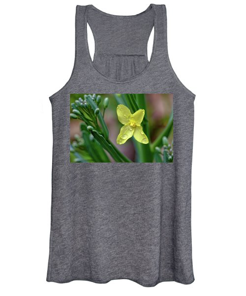Cabbage Blossom Women's Tank Top