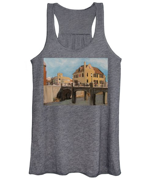 Cafe Hollander 1 Women's Tank Top