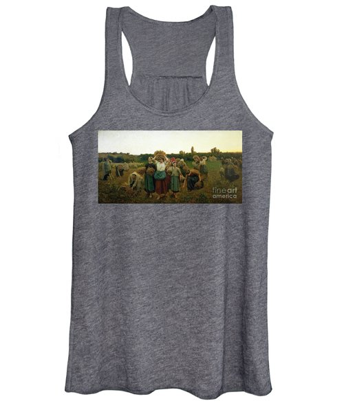 Calling In The Gleaners Women's Tank Top