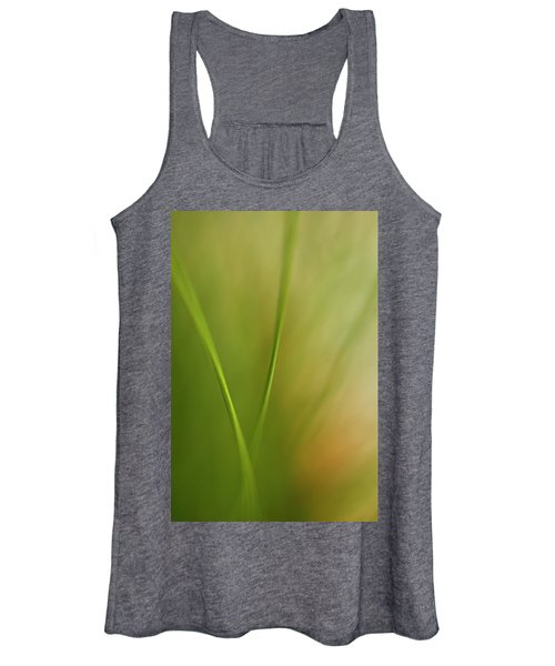 Women's Tank Top featuring the photograph Calm by Bob Cournoyer