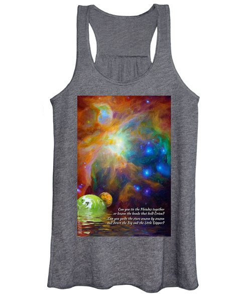 Can You Tie The Pliades Together? Women's Tank Top