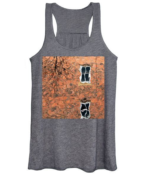 Canal Reflections 1 Women's Tank Top