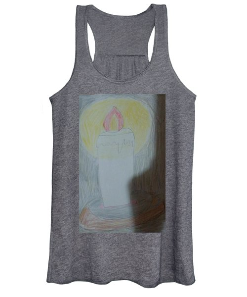 Candle Women's Tank Top