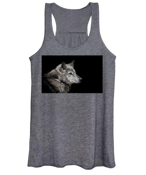 Canis Lupus Women's Tank Top