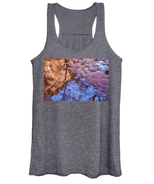 Canyon Reflections Women's Tank Top