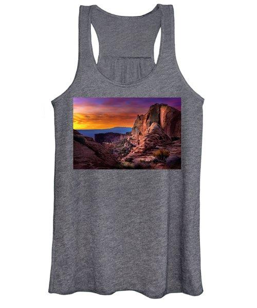 Canyonlands Sunrise Women's Tank Top